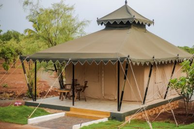 Safari Luxury Ac Tent