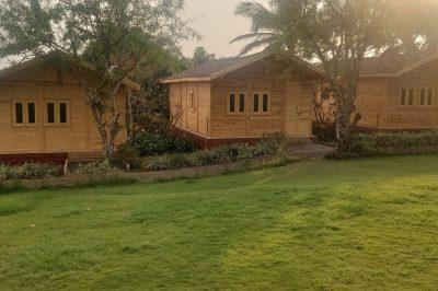 Wooden Ac Cottages